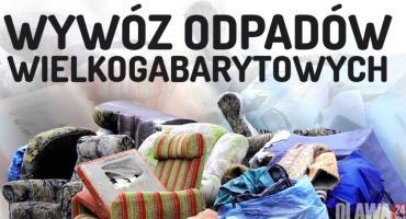 Objazdowa zbiórka w Gminie Oława