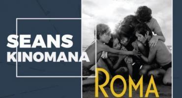 Roma na seansie kinomana
