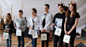 Uzdolnieni uczniowie na gali ART-TALENT