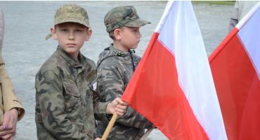 Świętowali Dzień Flagi [GALERIA]