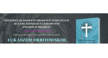 Premiera książki Łukasza Orbitowskiego