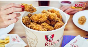 KFC stawia na dostawę!