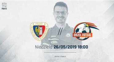 Orzeł wieńczy sezon meczem w Gliwicach