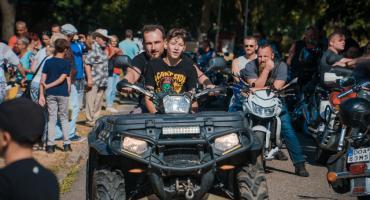 Motocykliści dzieciom. Zebrano ponad 22 tysiące na charytatywnym pikniku [GALERIA]