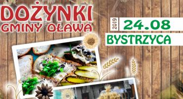 Zobacz jakie konkursy będą na dożynkach w Gminie Oława