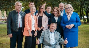 Koalicja Obywatelska rusza z kampanią. Anna Leszczyńska kandydatką z Oławy