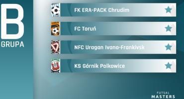 Acana Futsal Masters: Gwiazdozbiór futsalistów z grupy B