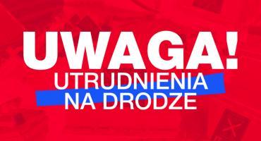 Będą utrudnienia na drodze w Jelczu-Laskowicach