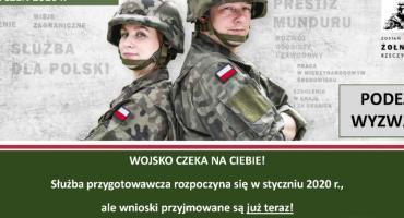Wojsko czeka na Ciebie!