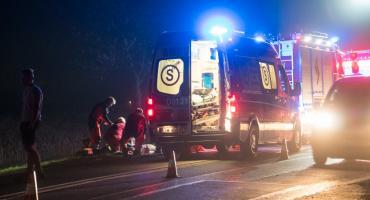 Śmiertelne potrącenie w Marcinkowicach