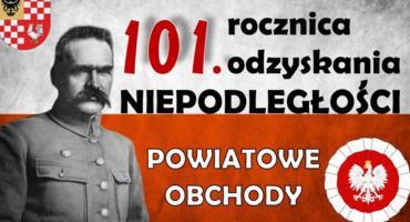 Obchody 101. rocznicy odzyskania niepodległości