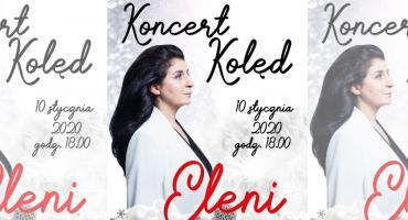 Koncert kolęd w wykonaniu Eleni