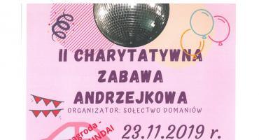 II Charytatywna Zabawa Andrzejkowa