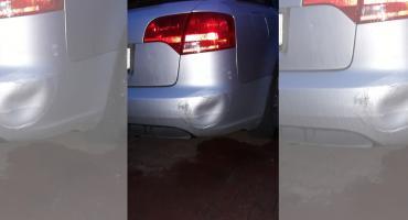 Poszukiwany kolejny sprawca uszkodzenia samochodu