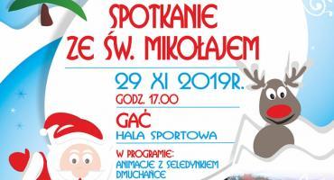 Spotkanie z Mikołajem w Gminie Oława