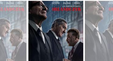 """""""Irlandczyk"""" Martina Scorsese w Kinie Odra"""