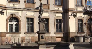 Pomnik Neptuna w Jeleniej Górze