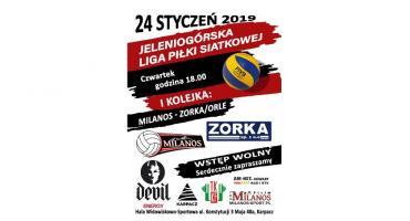 Start Jeleniogórskiej Ligi Piłki Siatkowej Amatorów 2019