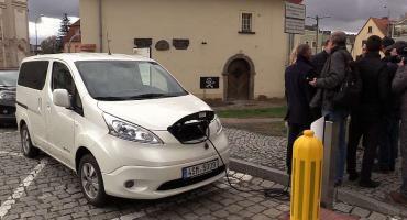 Jelenia Góra zaprasza pojazdy elektryczne