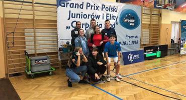 4 medale na Grand Prix Polski Juniorów i Elity