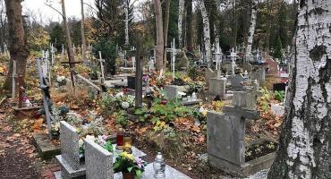 Całkowity zakaz wjazdu na teren cmentarzy