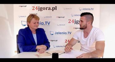 Anna Wondołowska - Grabowska - kandydat na Burmistrza Szklarskiej Poręby