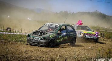 40 kierowców pojechało w Wrak Race Karkonosze (VIDEO)