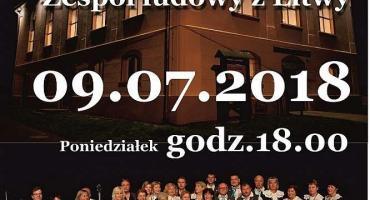 Koncert zespołu z Litwy