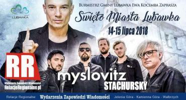 Myslovitz i Stachursky na Święcie Miasta Lubawka 2018