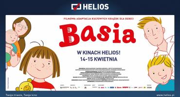 Basia - filmowa adaptacja kultowych książek dla dzieci !
