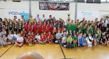 Udany Turniej w wykonaniu młodych koszykarzy KS Sudety Jelenia Góra