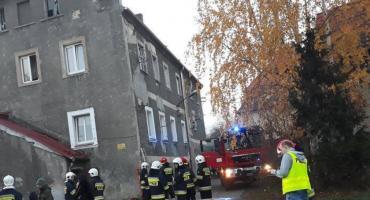 Wybuch gazu w Leśnej.  Cztery osoby pod gruzami.