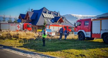 Wyciek gazu w Karpaczu. Ewakuowano 12 osób!