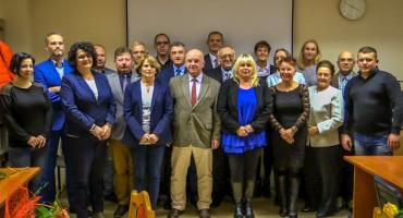 Ostatnia uroczysta sesja rady miasta Piechowice