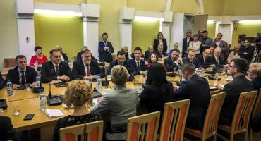 Rafał Szymański nie dotrzymał słowa - dlatego został wykluczony z PiS