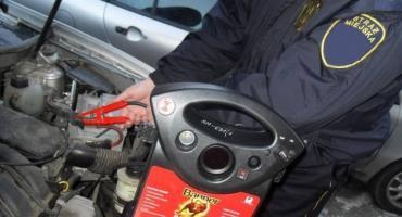 Problemy z odpaleniem silnika? Pomoże Straż Miejska