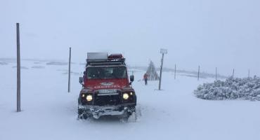 GOPR ostrzega - trudne warunki w górach!