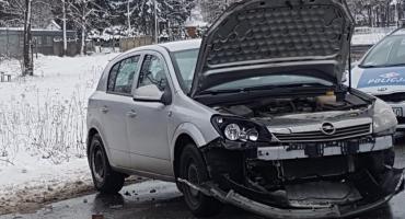Zamknięta droga Jelenia Góra - Karpacz.