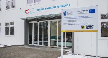 Otwarto Oddział Onkologii Klinicznej w jeleniogórskim szpitalu!