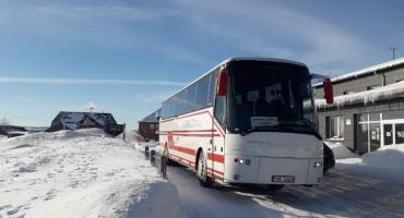 Na narty z Karpacza i Kowar do Mala Upa - Przełęcz Okraj z 10% rabatem!