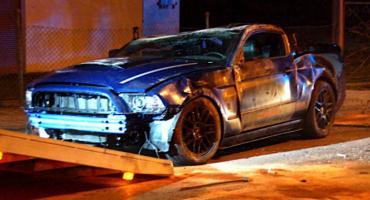 Dachowanie Mustangiem