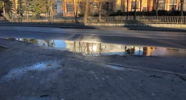 Powrócił koszmar ul. Wolności w Cieplicach