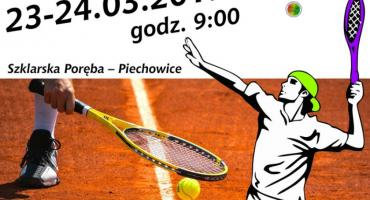 Wiosenny turniej tenisowy SZKLARSKA PORĘBA vs PIECHOWICE
