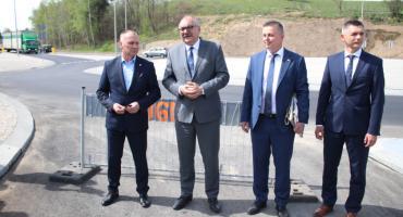 Obwodnica Maciejowej oficjalnie otwarta!