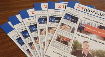 Zapraszamy do lektury najnowszego wydania gazety 24jgora.pl