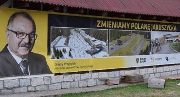Przetarg na przebudowę Polany Jakuszyckiej unieważniony