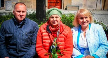 Janina Ochojska : Chcę zmierzyć się z problemem imigracji
