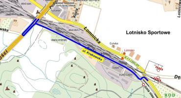 W poniedziałek zamykają przejazd kolejowy w stronę Łomnicy