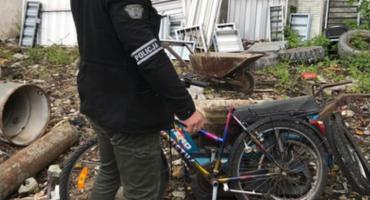 Odpowie za kradzież dwóch rowerów