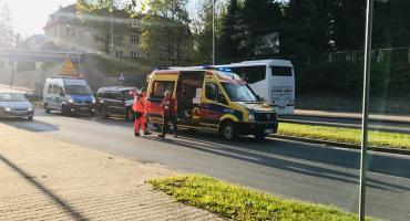 15. latka potrącona na przejściu dla pieszych